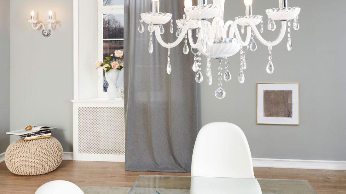 Хрустальные потолочные люстры — великолепие Ваших комнат!